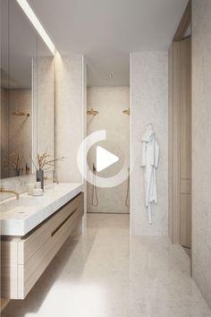 Etre Nu Chic Minimaliste Salle de Bain Toilette Chambre Wall Art Print Home Decor