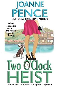 In Two O'Clock Heist, Rebecca is upset to learn that a former cop friend has been murdered and finds herself mixed up with the Russian mob.