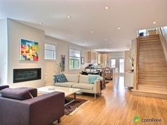 Check out this Open Concept in Regina - Cathedral #ComFree   #openconcepthome