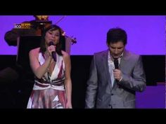 ▶ George Perris & Deborah Myers - All alone am I - YouTube