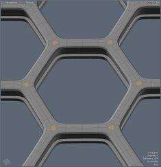 Siempre se dice que los triángulos no traen nada bueno y en cierto sentido es verdad, pero también lo es que tienen su utilidad. Arriba podéis ver un ejemplo bien simple, en el que se tocan 3 loops de polígonos. ¿Se puede hacer de otra forma?, pues sí, con pentágonos, pero el resultado es el mismo.