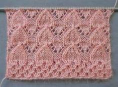 by Şerife K& 27 Mart Updated 25 Ocak 2020 Baby Knitting Patterns, Knitting Stiches, Knitting Videos, Free Knitting, Stitch Patterns, Crochet Patterns, Tunisian Crochet, Crochet Baby, Free Pattern