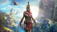 Assassin's Creed Odyssey Endings Explained: Cult Of Kosmos & Between Two Worlds Ps Plus, Between Two Worlds, Assassins Creed Odyssey, Minor Character, Life Is Strange, Second World, Assassin's Creed, Background Pictures, Fantasy Girl