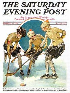 The Saturday Evening Post, Pt.II
