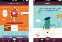 Five Anti-Anxiety And Happiness Apps That'll Help You Relax, Stat : Lucky Magazine