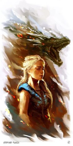 Dracarys by AkiMao on DeviantArt