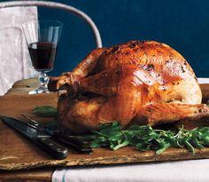 Garlic Butter Turkey recipe