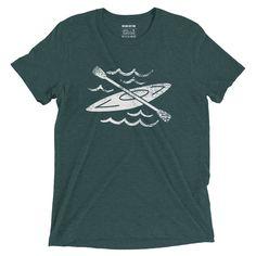 Kayak Short sleeve t-shirt