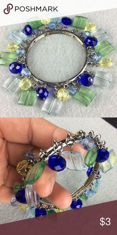 Fun Charm Stretch Bracelet 🌺 Bundle 3 or more items and Save 20% 🌺 Any questions let me know. 2638 Jewelry Bracelets
