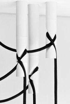 the Little Bishop Pendant Light Hook designed by Antony Richards of Hunter & Richards