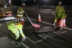 The operation in England's capital affects over 100 roads