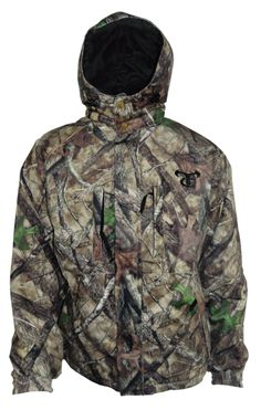 Comfort meets performance with this fully reversible, insulated jacket. Technologically designed for the most demanding hunters, this jacket is made from TrueSu