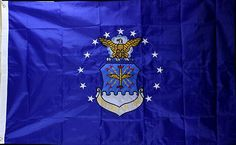 3x5 Air Force Embroidered Flag