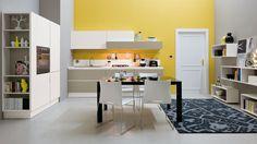 New Kitchen Models from Veneta Cucine New Kitchen, Kitchen Decor, Interior Design Pictures, Cocinas Kitchen, Style Deco, Kitchen Models, Quality Kitchens, Cuisines Design, Cool Rooms