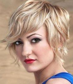 Textured Short Hairstyles 35