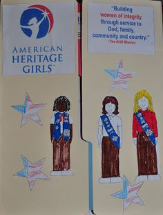 Our Homeschool Reviews: American Heritage Girls