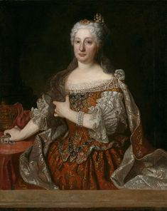 Maria Anna of Austria (Maria Anna Josepha; 7 September 1683 – 14 August 1754) was an Archduchess of Austria and Queen consort of Portugal. She was also Regent of Portugal from 1742 until 1750 during the illness of her husband King John V of Portugal.
