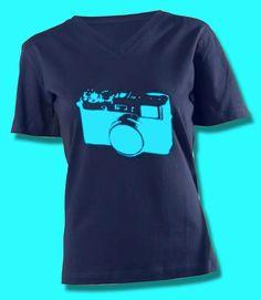 Retro Camera T-Shirt #vintage #photographer #pinoftheday
