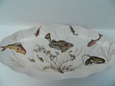 Vintage Waverly Products Melmac Underwater by QuirkyCrowsVintage, $22.50