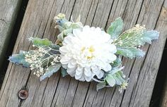 Check out this item in my Etsy shop https://www.etsy.com/listing/455943596/boho-bridal-fascinator-rustic-clip