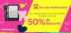 Dia dos Namorados  promoção de celulares: compre pelo magazinebrotherjp