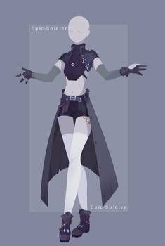 Manga Clothes, Drawing Anime Clothes, Dress Drawing, Villain Costumes, Anime Costumes, Anime Outfits, Mode Outfits, Kleidung Design, Super Hero Outfits