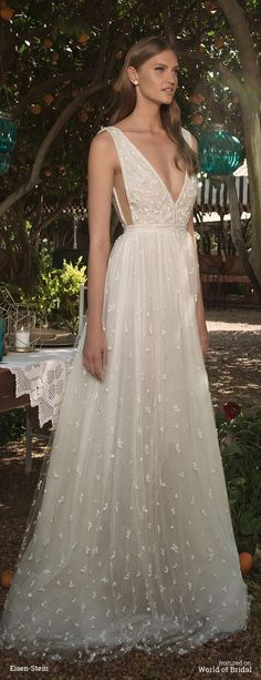 Eisen-Stein 2016 Wedding Dress
