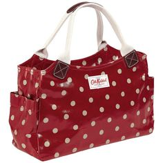 ebc0a5d7f347 Cath Kidston Spotty Bags Pin Up Vintage