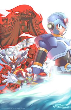 Mega Man X franchise