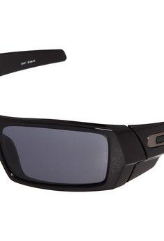 Oakley GasCan (Polished Black/Grey) Sport Sunglasses - Oakley, GasCan, 03-471, Accessories Sunglasses and Goggles Technical Frame Plastic/Acetate, Sport Eyewear, Sport, Eyewear, Gift, - Fashion Ideas To Inspire