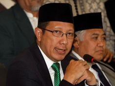 Menteri Agama : Lukman Hakim Saifuddin