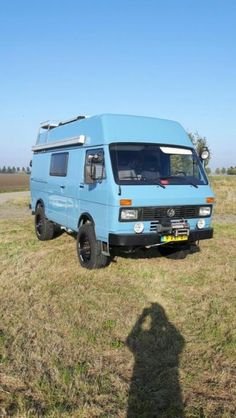VW LT 40 4x4 camper