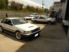 86's favorite car EVER