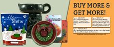 Awesome freebies!  Check out these great deals!  www.BellaCandleMom.com