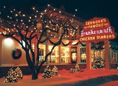 Zehnder's of Frankenmuth lots of special Mom & Daughter Dates here...after a long day shopping at Bronners