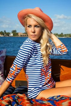 Who Else Wants to Own A Yacht? Nautical Chic with J. Fashion Beauty, Fashion Looks, J Mclaughlin, Beauty Tutorials, Hard Work, Fashion Details, Preppy, Nautical, Palm