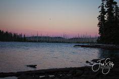 www.jodistilpphotography.com, landscapes, copyright Jodi Stilp Photography LLC, Sunset on Olallie Lake, Mt. Jefferson Wilderness Area