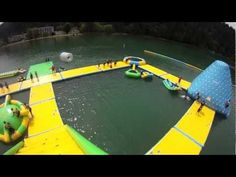 Harrison Water Sports Water Park!