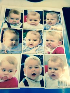 prince george: the first year @HelloCanada