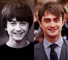 Harry Potter is all grown up!