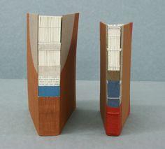 Cut-away binding models