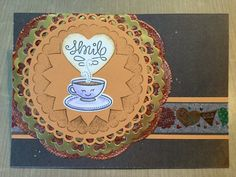 Theta's Gallery: Smile for Coffee Friends