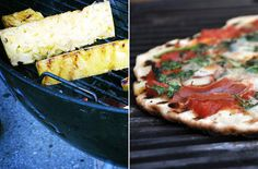 Try your hand at grilling all kinds of food .