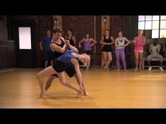 ▶ The Next Step - Duet Auditions: Emily and Hunter - YouTube