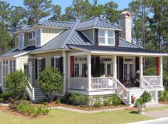 coastal North Carolina cottage #architecture