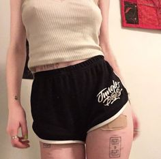 Perfect Body, Fashion Outfits, Womens Fashion, Sexy, Asian Girl, Outfit Of The Day, Beautiful People, Gym Shorts Womens, Skinny