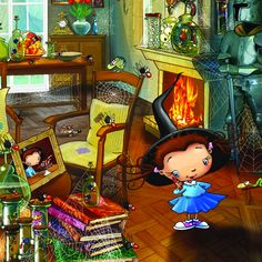 Francois Ruyer~Cute Witch
