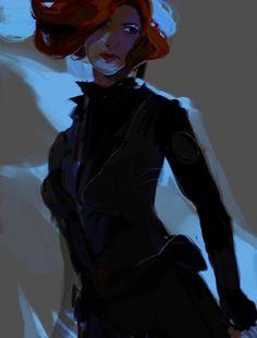 ✭ Black Widow