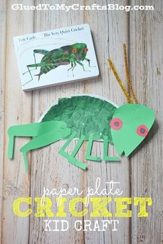 eric carle books and crafts