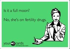 Provera makes me angry! Infertility.
